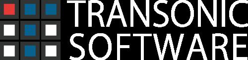 トランソニックソフトウェアロゴ