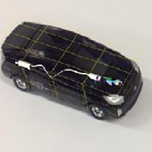 自動車整備用ARアプリ