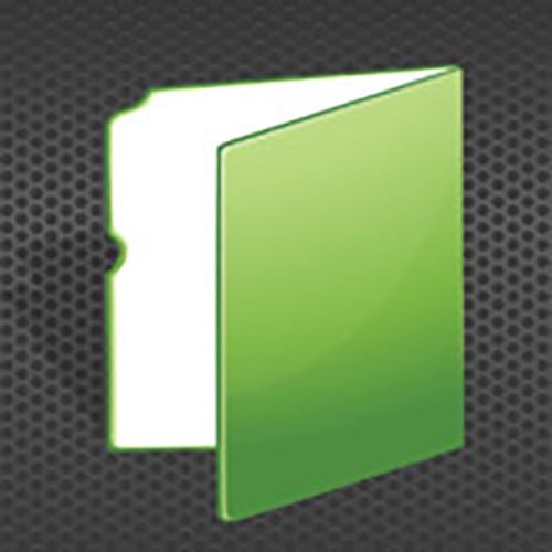 カード型DBアプリ MyDataPot